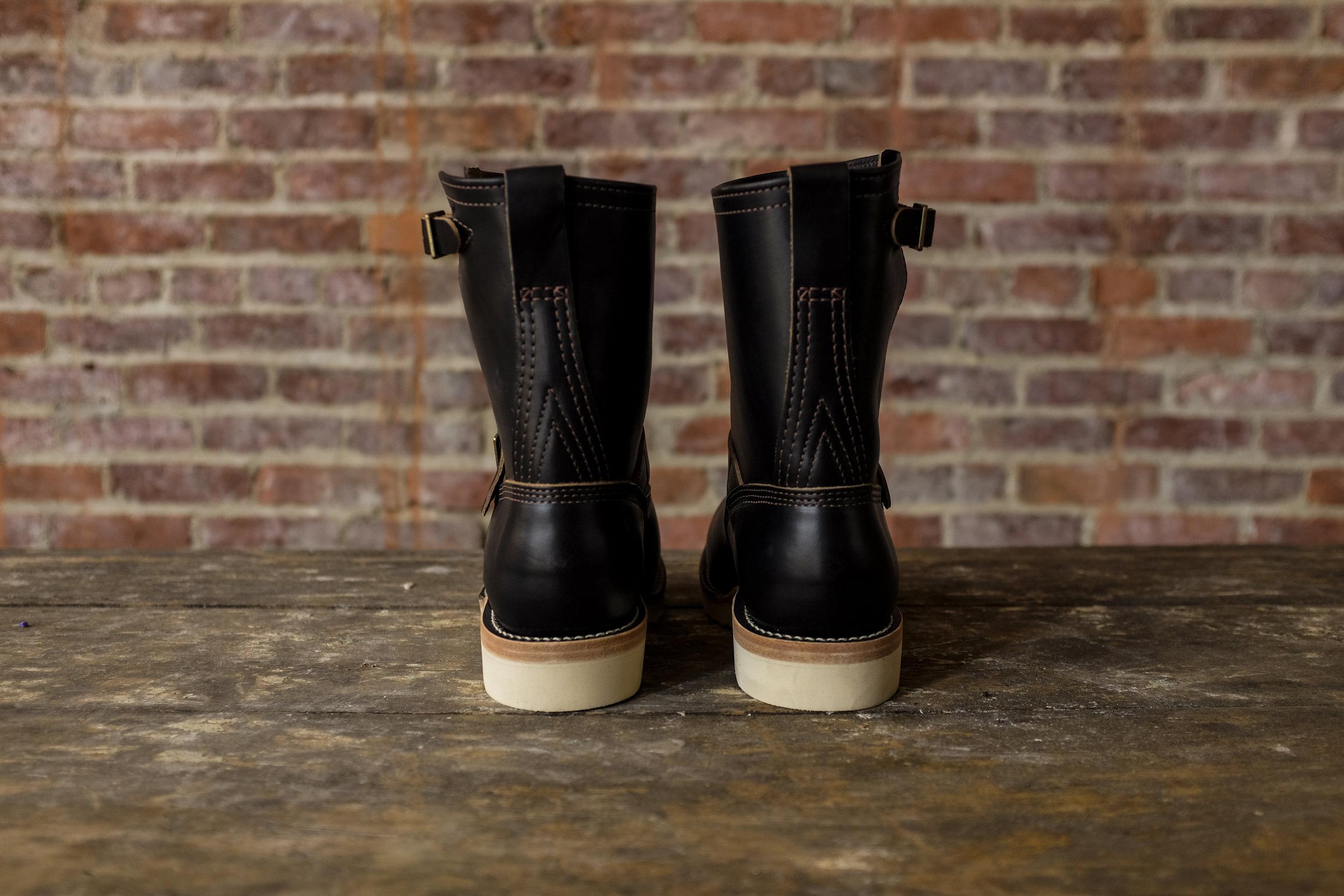 Black Bear Brand x Wesco BOSS in Horween Leather