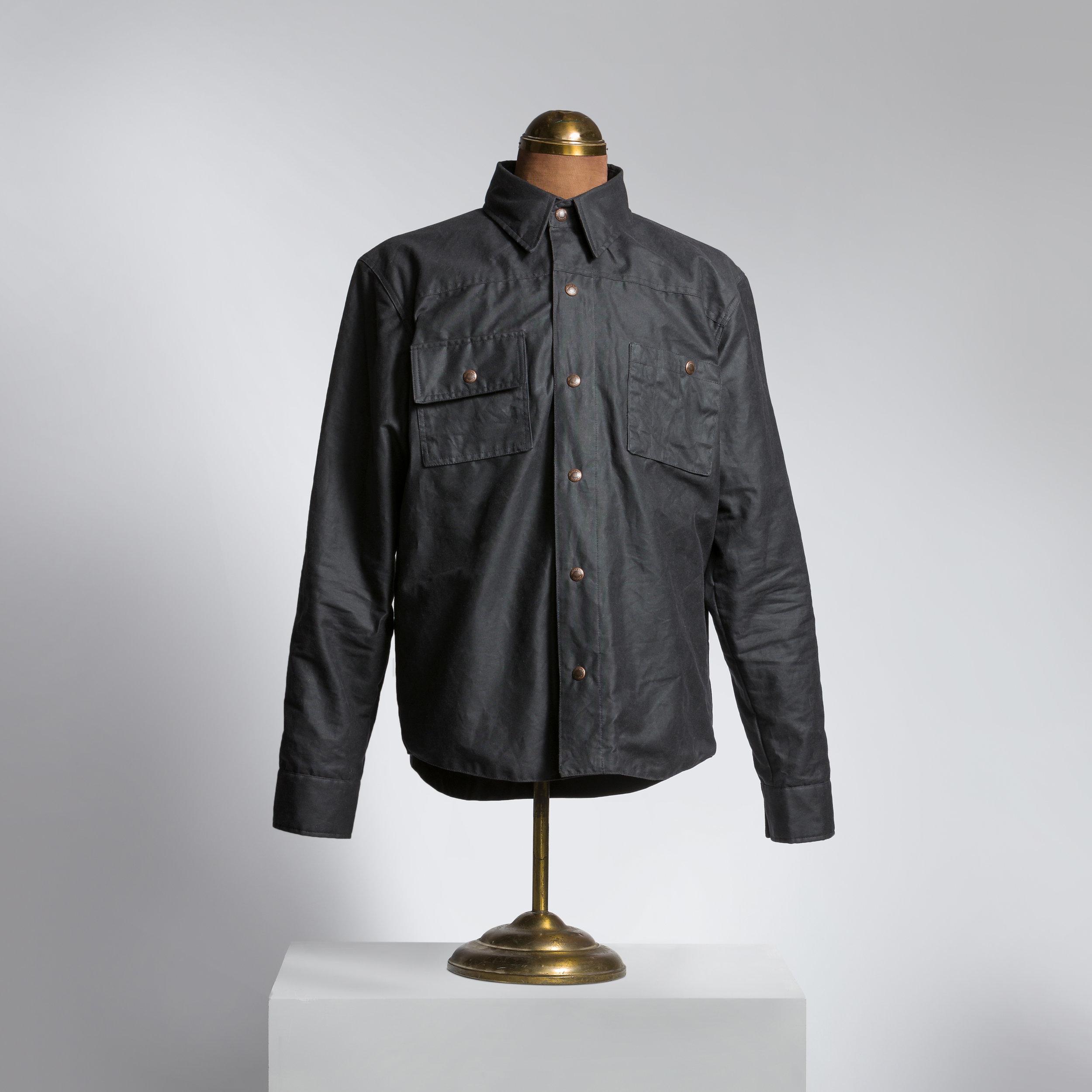 Coal Wax Canvas Shirt/Jacket