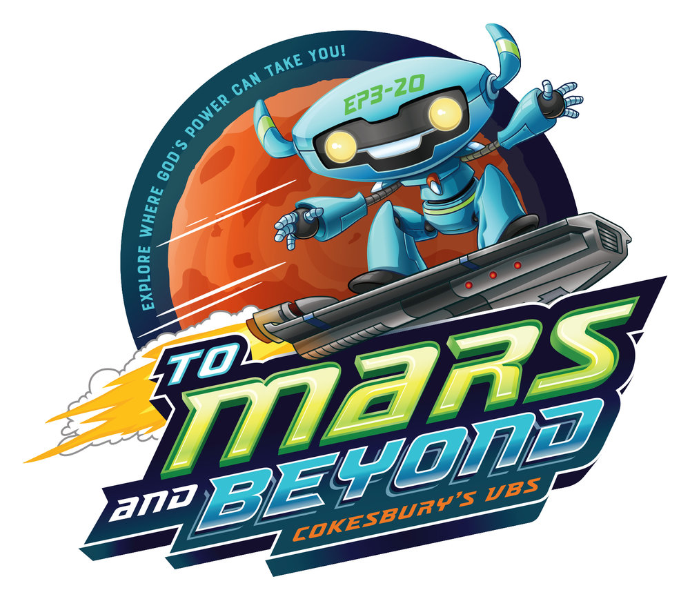 To Mars and Beyond VBS