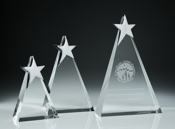 Top Star Award - Triangle