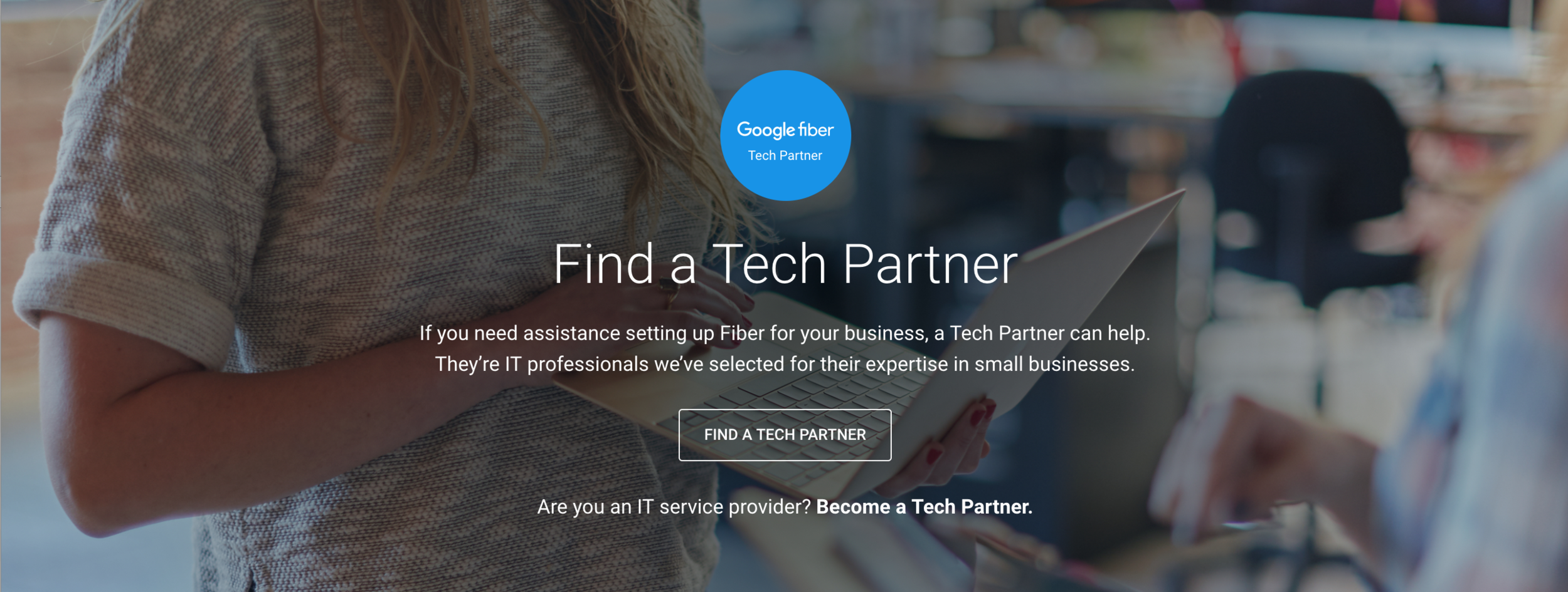 Tech partner_interstitial