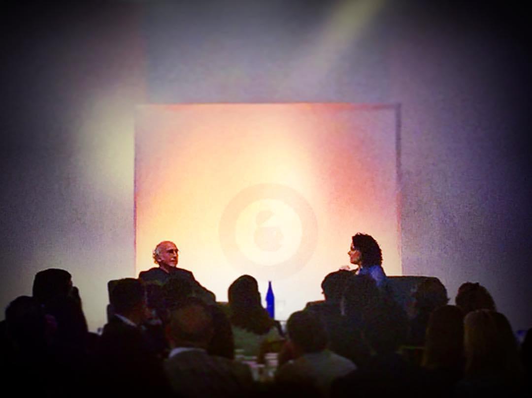 Pretttty… Pretttyyyy…. Prettttttyyyy awesome pulling off the closing night ViP dinner, featuring a convo by Larry David + Susie Essman!! 🌟🌟🌟  @sothebys #awxii #pwc #curb @advertisingweek  (at Sotheby's)