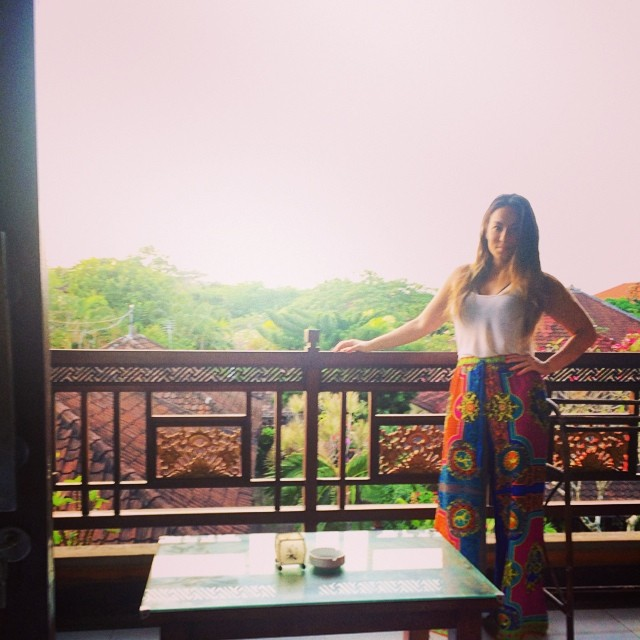 Serenity Now ☺️#bali  (at Bali Hotels - Segara Agung Hotel)