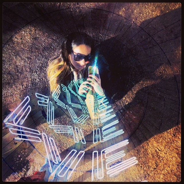 Weird #art in #nyc #me @soyonabanana (at Madison Square Park)