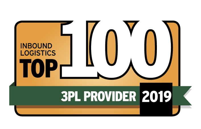 Holman recognized as a Top 100 3PL