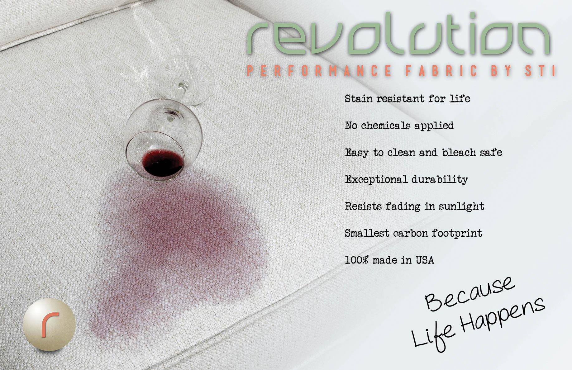 Revolution Fabrics by STI