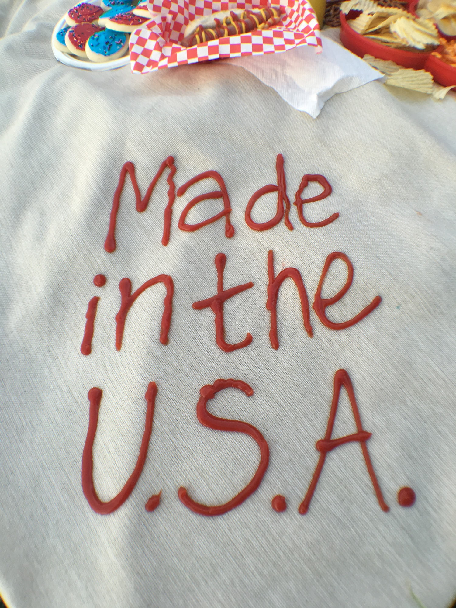 Fabric made in the USA