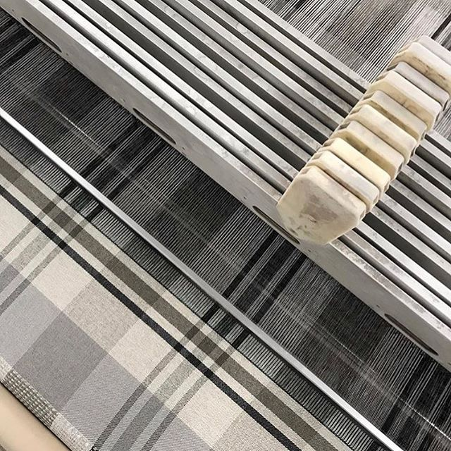 Mad for Plaid 🤩 New Revolution plaids coming soon.  @brentwoodtextiles • • • •  #performancefabric #upholsteryfabric  #interiordesign  #madeinusa🇺🇸 #upholstery  #revolutionfabrics
