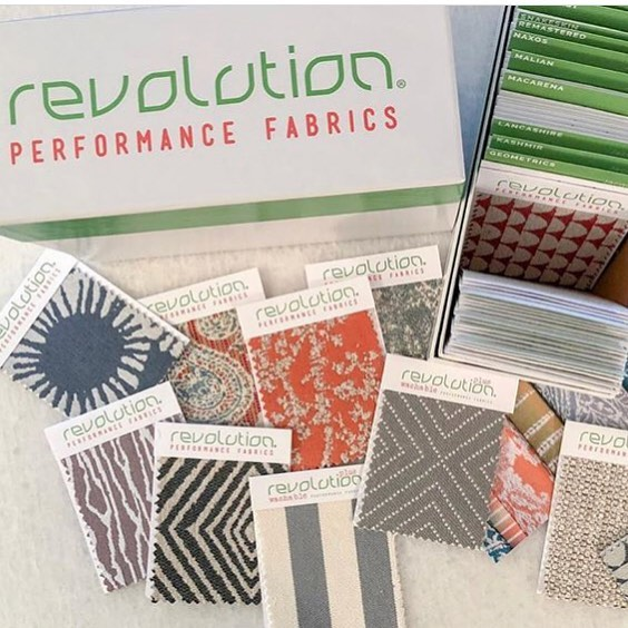 Do you have all of our performance swatch boxes ?  Join our trade program to get access to all these great patterns 🛋🙌 • Link in bio 🤙🏻 Prices listed as retail ❤️ • https://www.revolutionfabricsbytheyard.com/pages/wholesale-sign-up-form  #performancefabric #interiordesign #furnituredesign #furniture #upholsteryfabric #homedecor #homedecoration #southernhomes