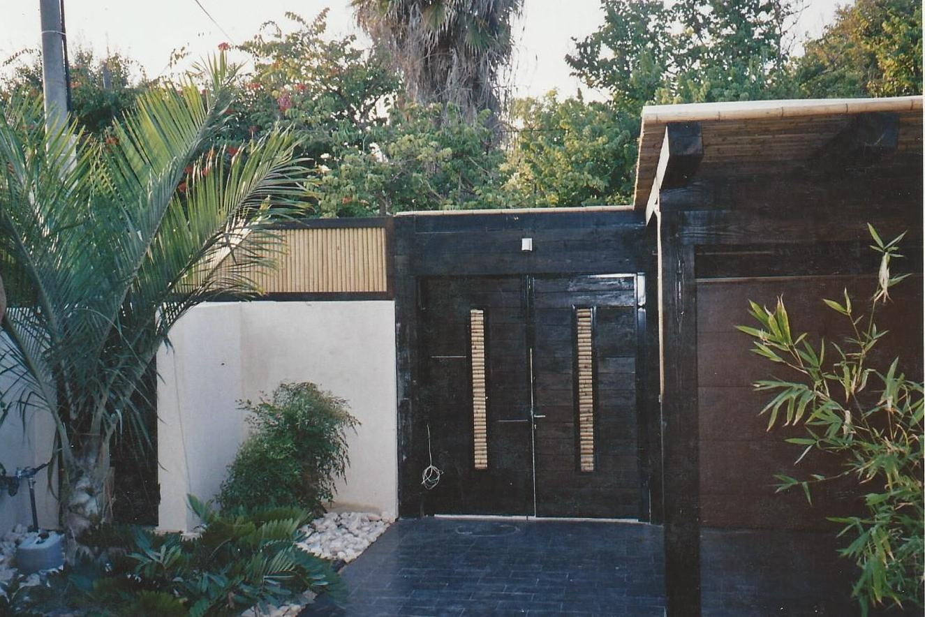 Gate & Awning Dougfur & Bamboo.jpg