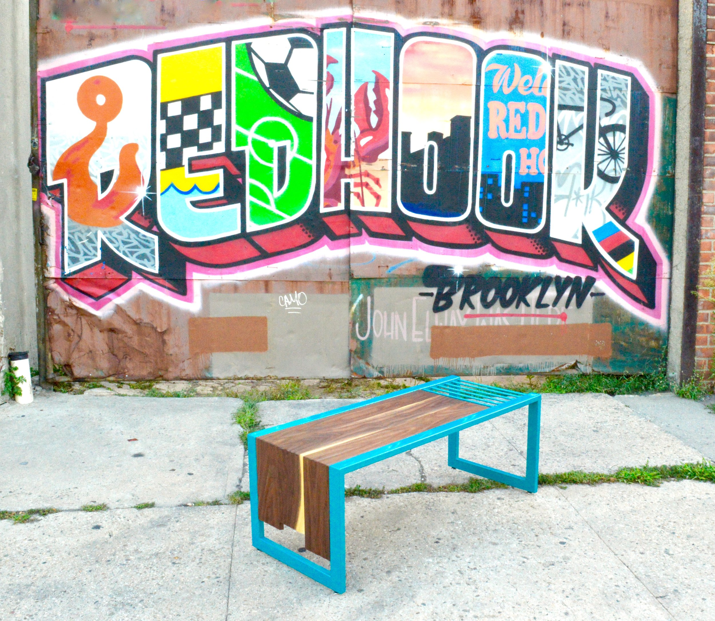 """Invoke"" Coffee / Bench"