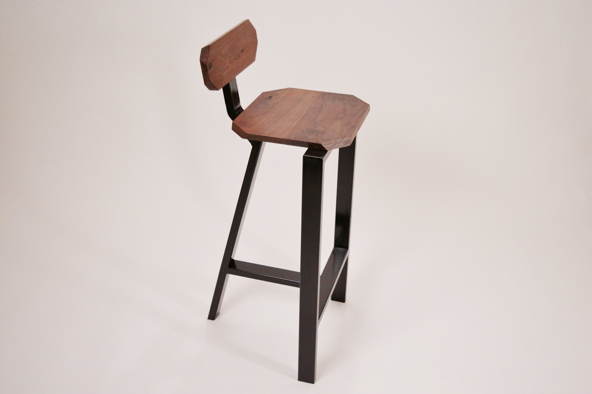 """Treble"" Bar Stool"