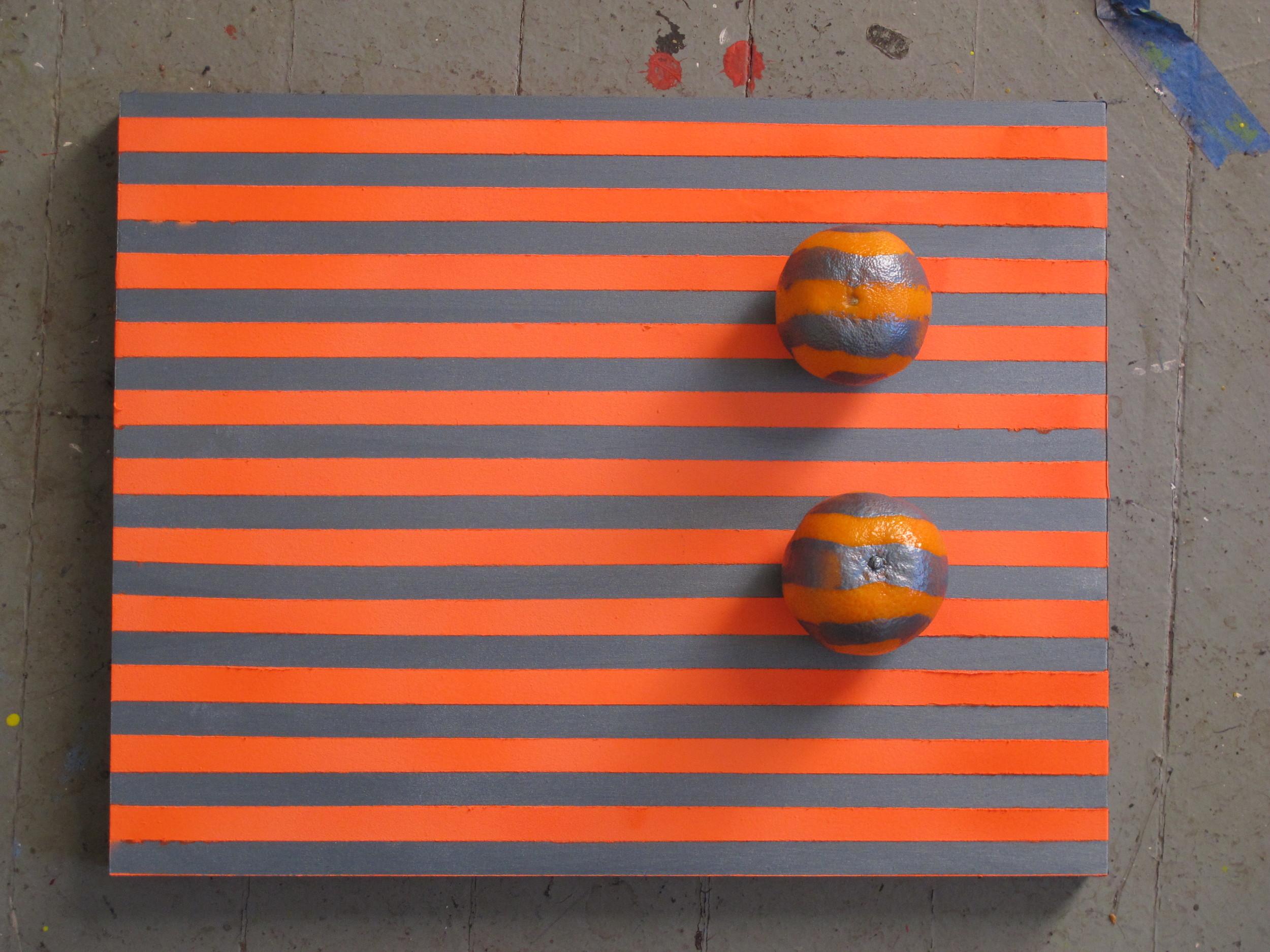 Stripe oranges