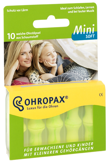 OHROPAX Mini Soft
