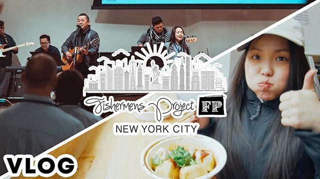 VLOG!! Follow us on our second adventure in NYC as we lead worship for the BiB conference, and travel the city for some good eating!! Watch on our Youtube Channel [SUBSCRIBE!]: link in description  #BelieversInBusiness  #NYC #Intervarsity  #XaaMooZoo  #FishermensProject