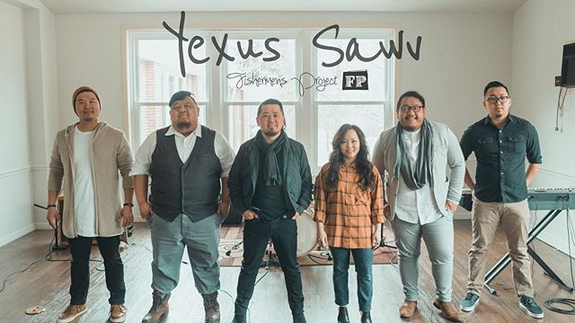 "He has risen!  Excited to share our music video for ""Yexus Sawv"" on this Easter weekend!  May we all remember & celebrate the victory of Jesus conquering death! We are no longer bound to sin!  Spread this message of hope by sharing the video. God bless!  Watch on our YouTube [Subscribe!]: link in bio!  Get this song on iTunes: https://apple.co/2JefOxZ  #XaaMooZoo  #YexusSawv  #HeHasRisen  #Easter  #FishermensProject"
