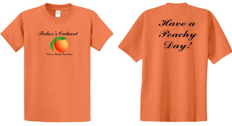 COLOR: Orange Sherbert