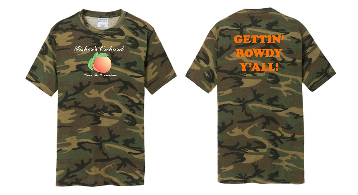 Special Edition Barry Mcgunthrie Jr. camo-style