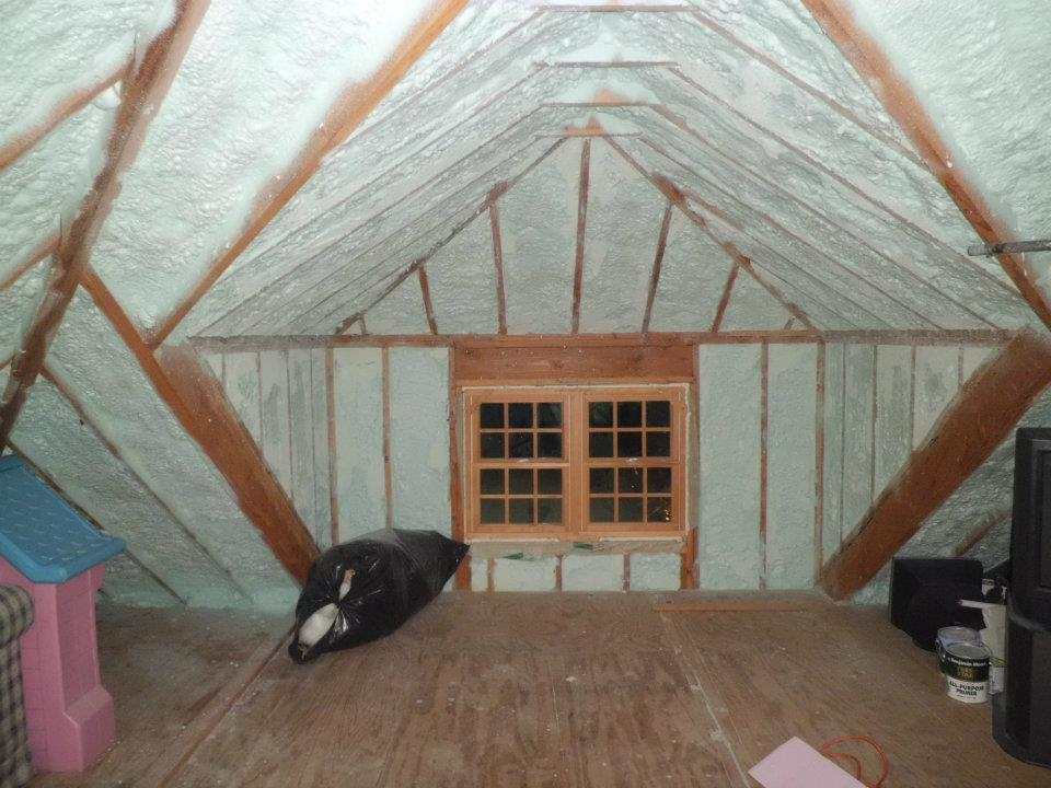 Spray Foam: 2018 Most efficient - Spray foam insulation is a state-of-the-art insulation product that dramatically increases a home's thermal performance. With a superior R-value and unmatched air sealing capabilities, it reduces air leakage while providing the best thermal performance of any insulation product on the market.