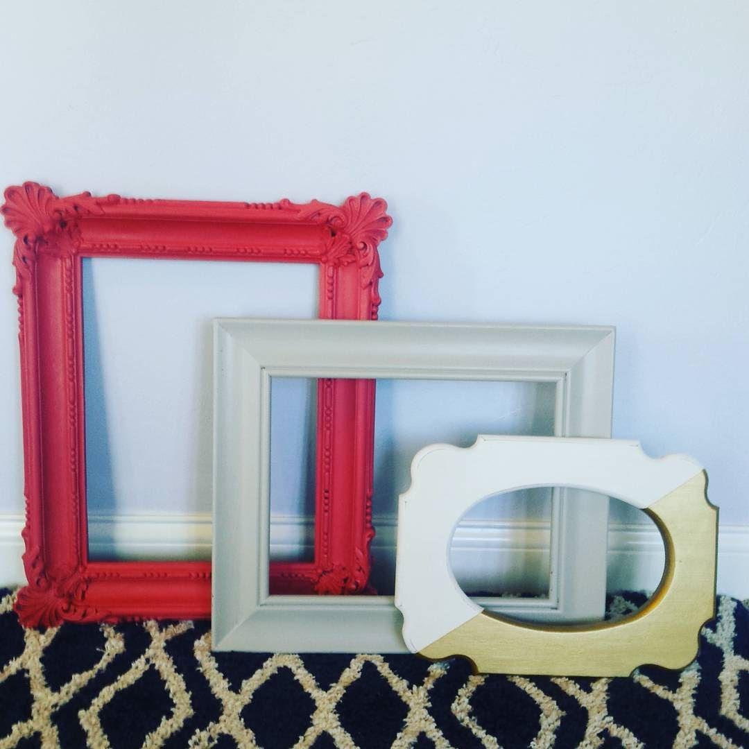 Frames, frames, frames!