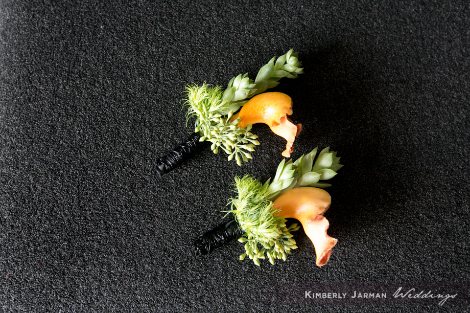 7 grooms boutonniere matching boutonniere simple grooms boutonniere Kimberly Jarman Photography Life Design Events .jpg