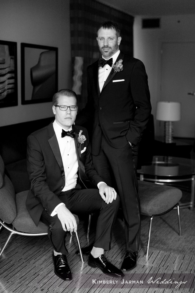 13 candid groom photos two grooms groom poses groom first look Kimberly Jarman Photography Life Design Events .jpg