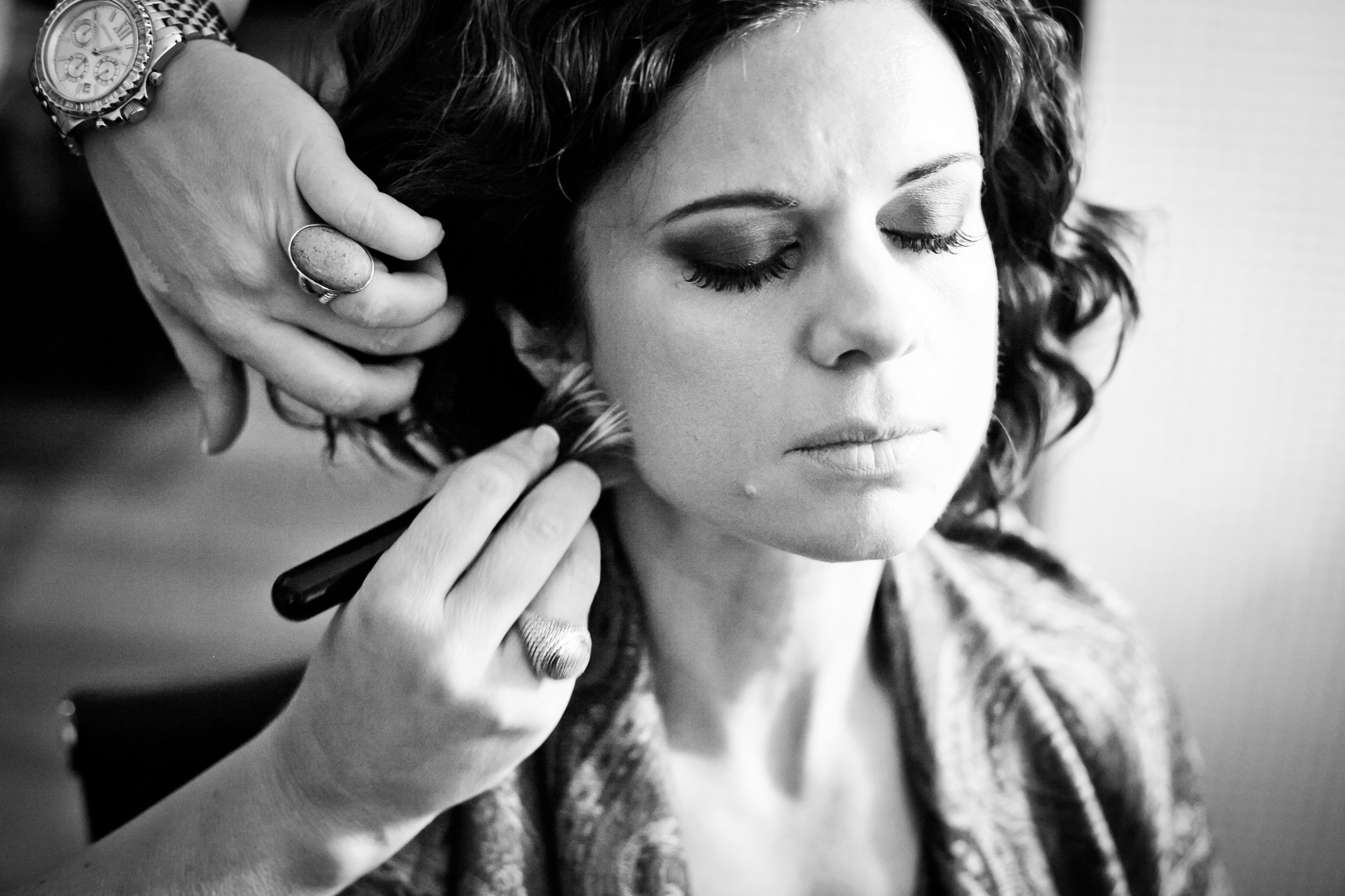 2 bride getting ready bride getting ready poses bride getting makeup done photos candid bride photos Life Design Events.jpg