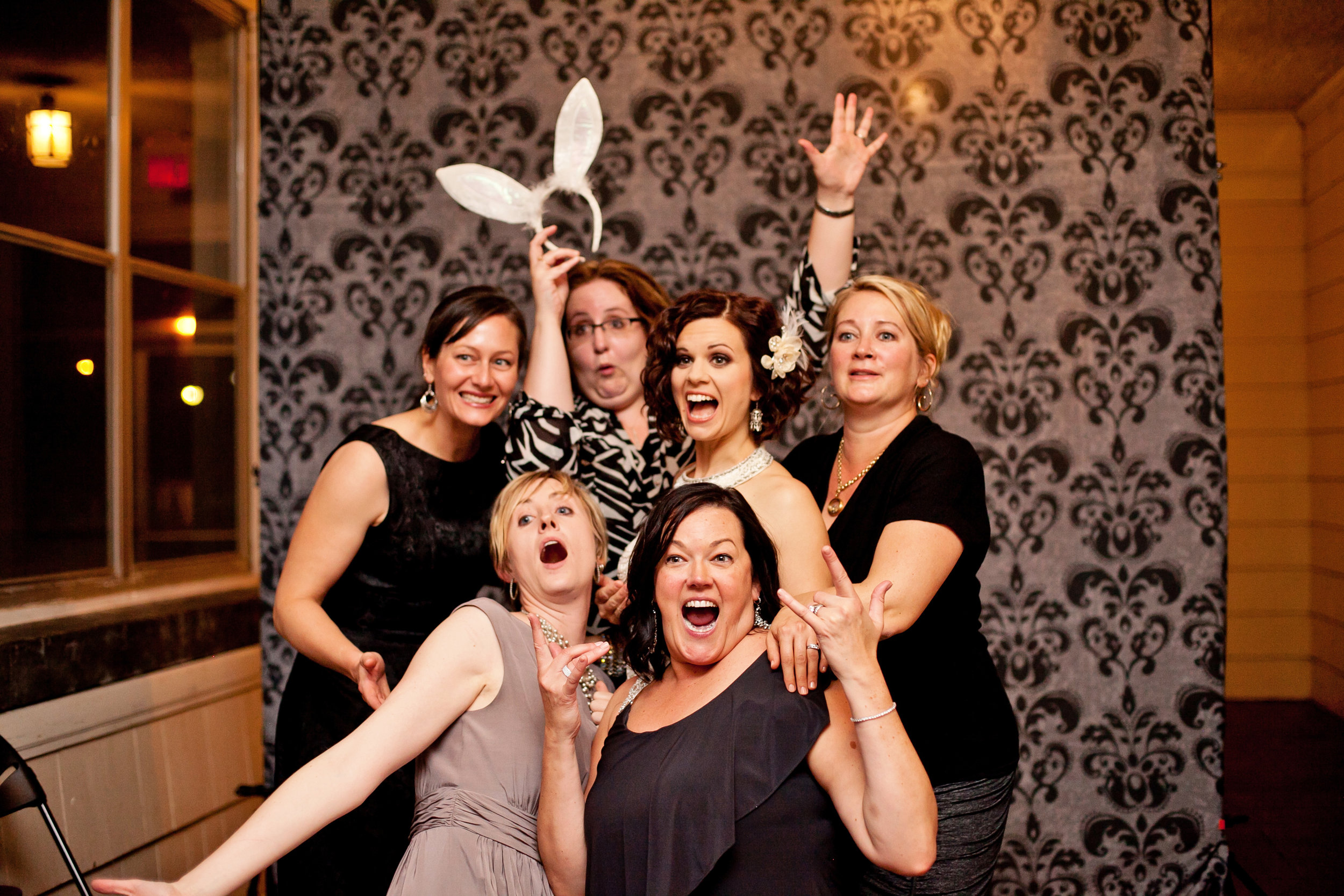 59  reception fun guest having their photos taken with the brides candid reception moments Life Design Events .jpg