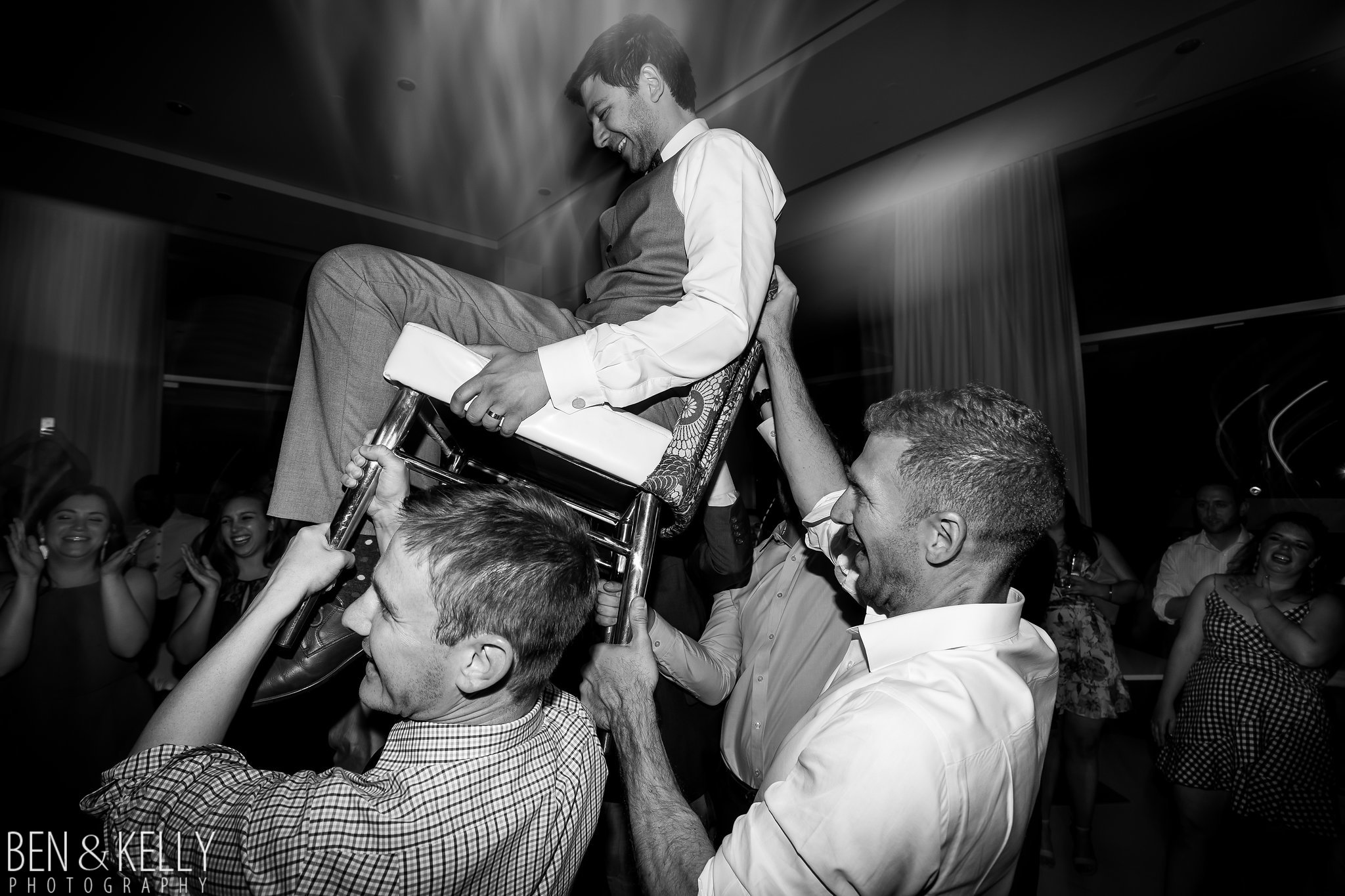 41 groom hora wedding after party wedding dance party Life Design Events photo by Ben and Kelly Photography.jpg