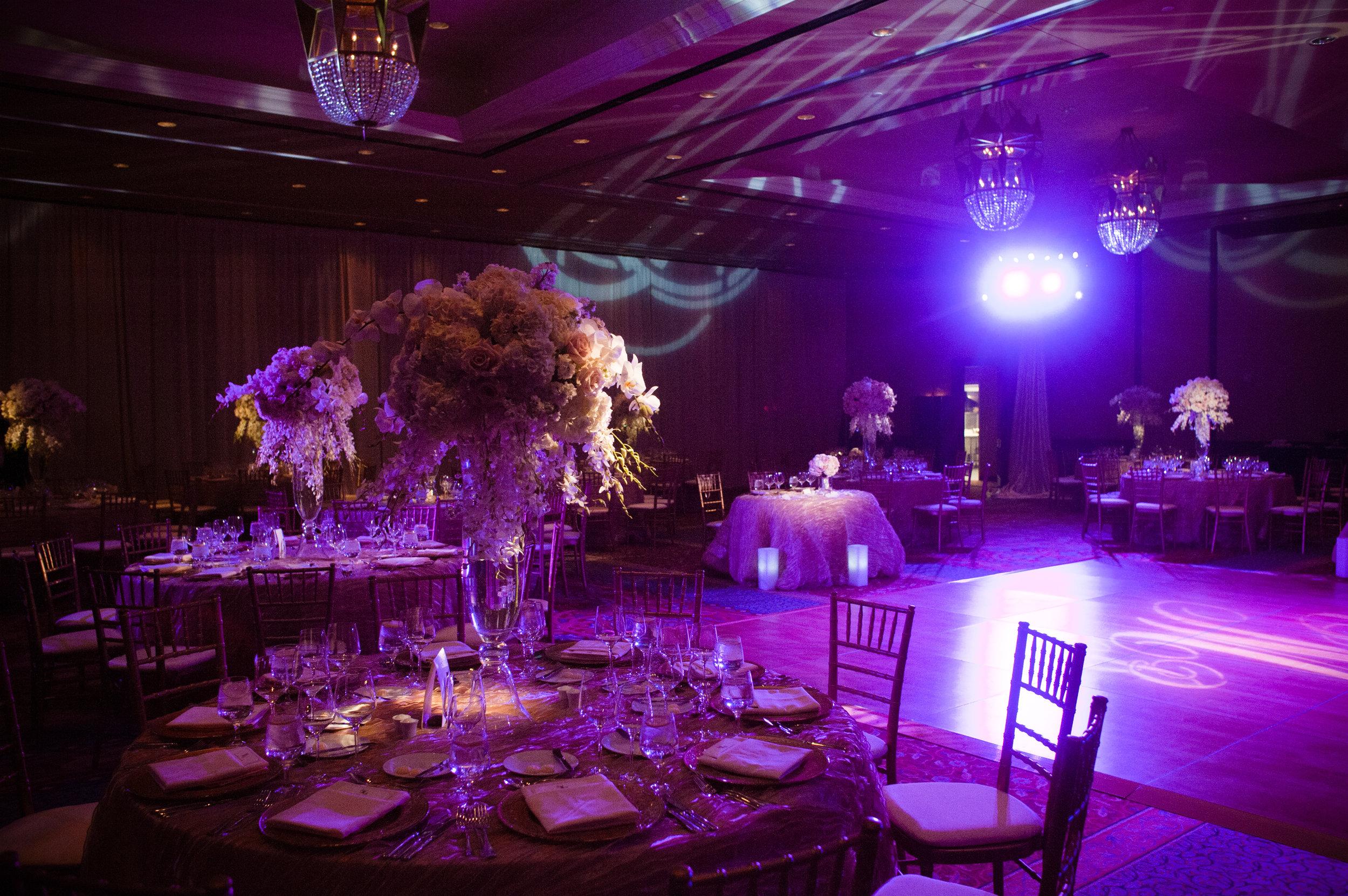 19 reception hall fancy reception elegant wedding reception Christine Johnson photography Life Design Events.jpg