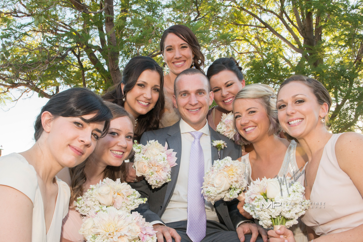 7  Grooms with brides maids bridal party photos bridal party poses Ivan Martinez photography Life Design Events .JPG