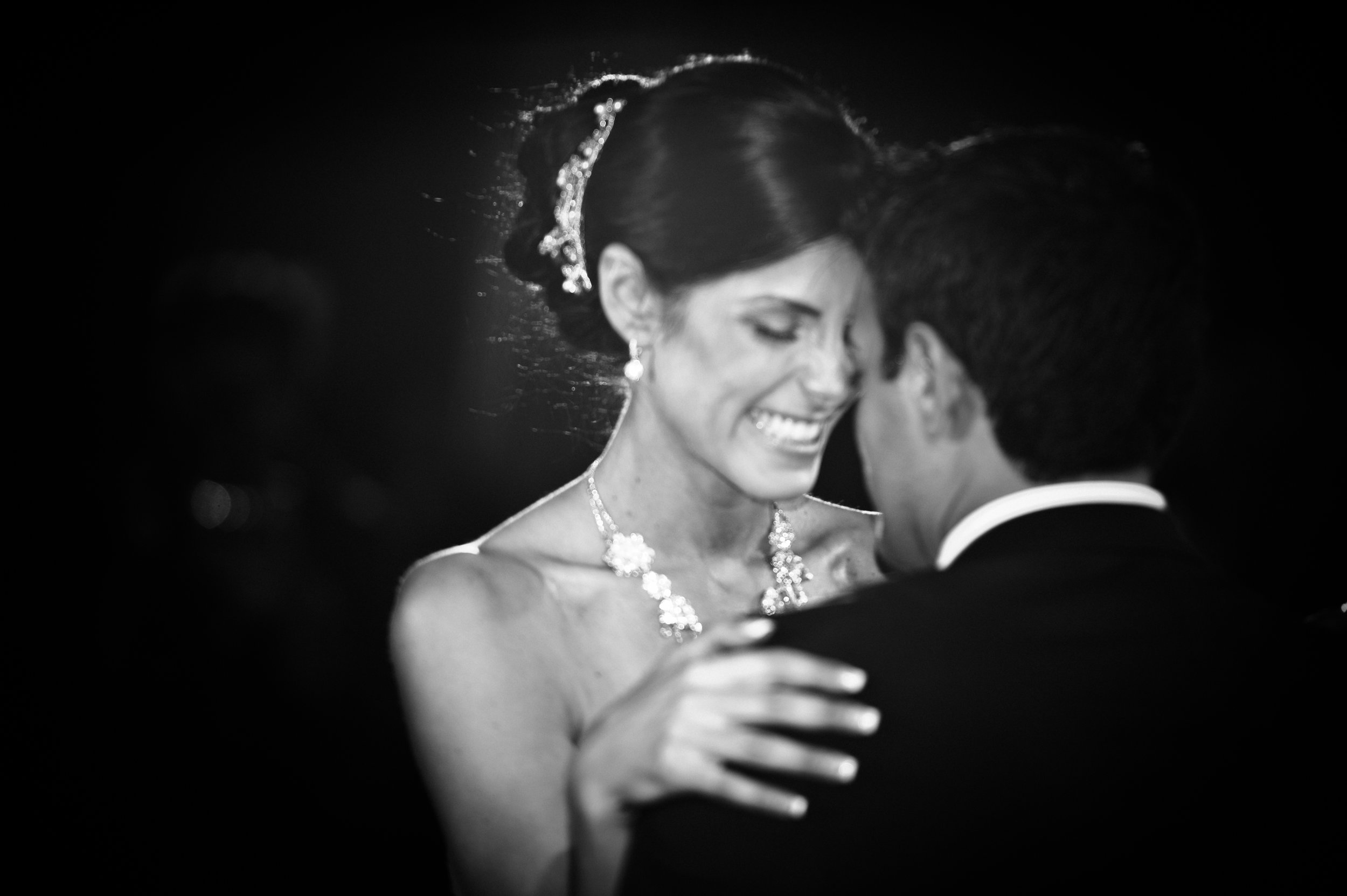 39 bride and groom first dance bride and groom on dance floor special moment with bride and groom Christine Johnson Photography Life design events.jpg