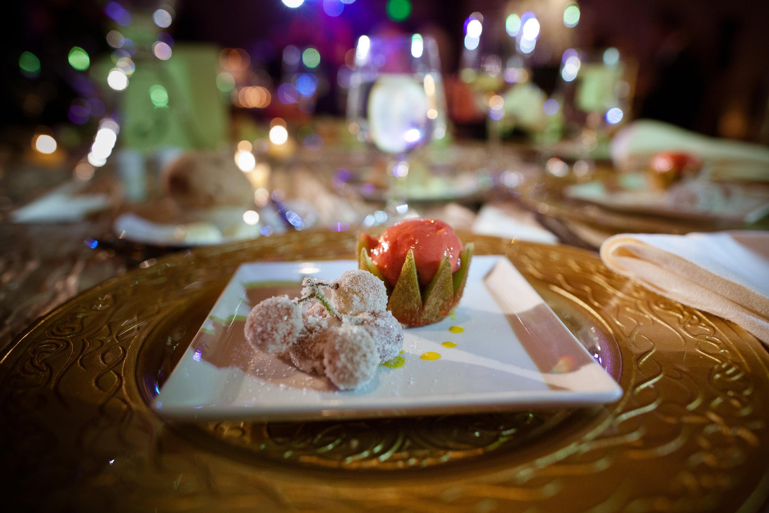 44 Intermezzo reception appetizer fancy wedding food unique wedding food Christine Johnson Photography Life Design Events.jpg