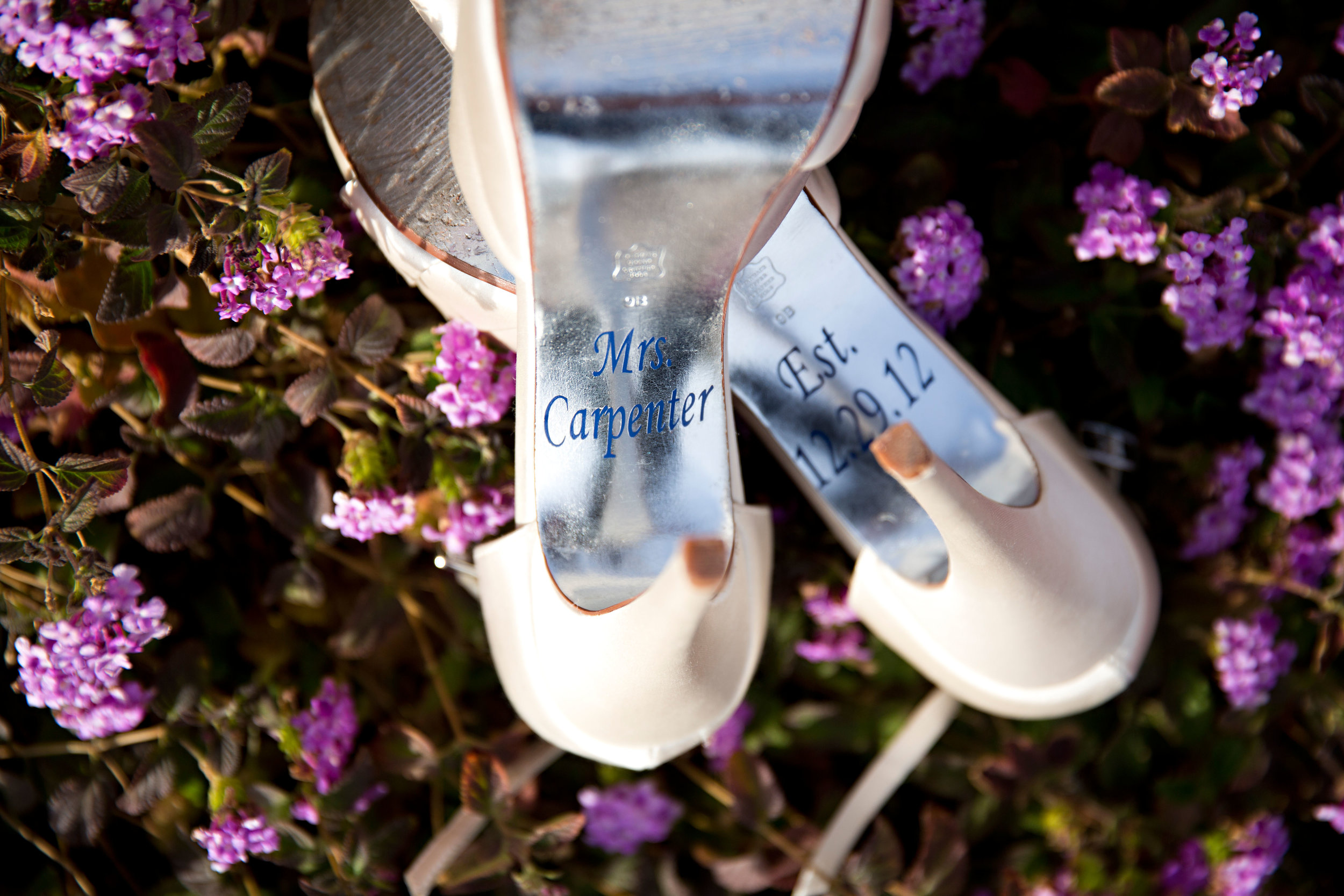 7 bride shoes bride shoes with wedding date bride shoes with married last name O Grace Photography Life Design Events.jpg