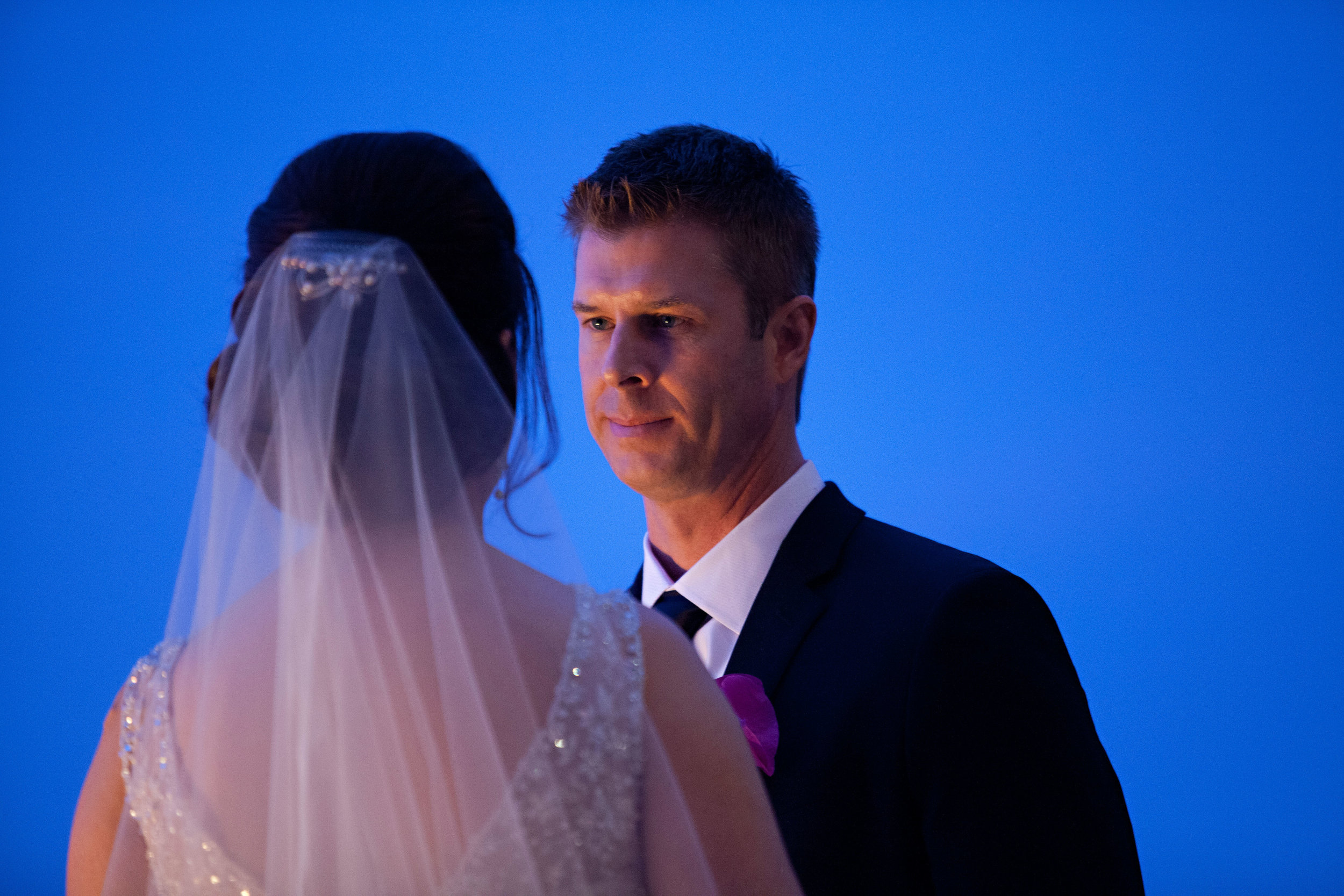 16 bride and groom candid photos cnadid poses bride and groom exchanging vows O Grace Photography Life Design Events.jpg