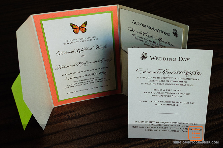 1 wedding invites spring invites butterfly invites colorful wedding invites Sergio Photography Life Design Events.jpg