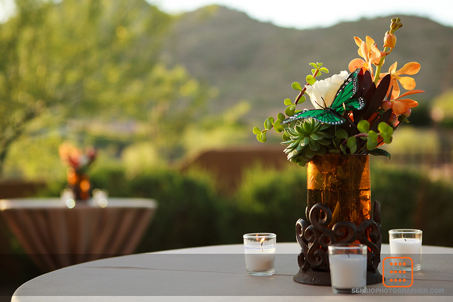 24 flowers with butterfly centerpiece simple centerpieces outdoor centerpieces spring centerpieces Sergio Photography Life Design Events .jpg