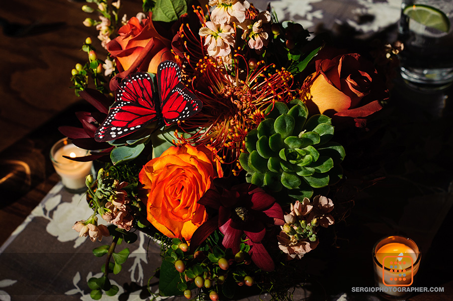 26 flowers with butterfly centerpiece simple centerpieces outdoor centerpieces spring centerpieces Sergio Photography Life Design Events .jpg