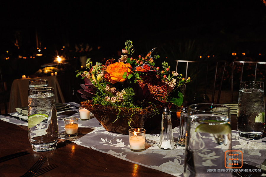 30flowers with butterfly centerpiece simple centerpieces outdoor centerpieces spring centerpieces Sergio Photography Life Design Events.jpg