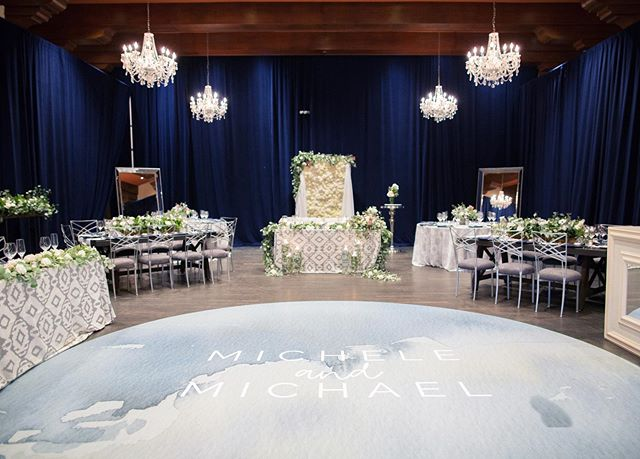 "Three words. ""This dance floor"" picture by @melissajill venue @omnimonteluciaweddings design and planning by @lifedesignevents"