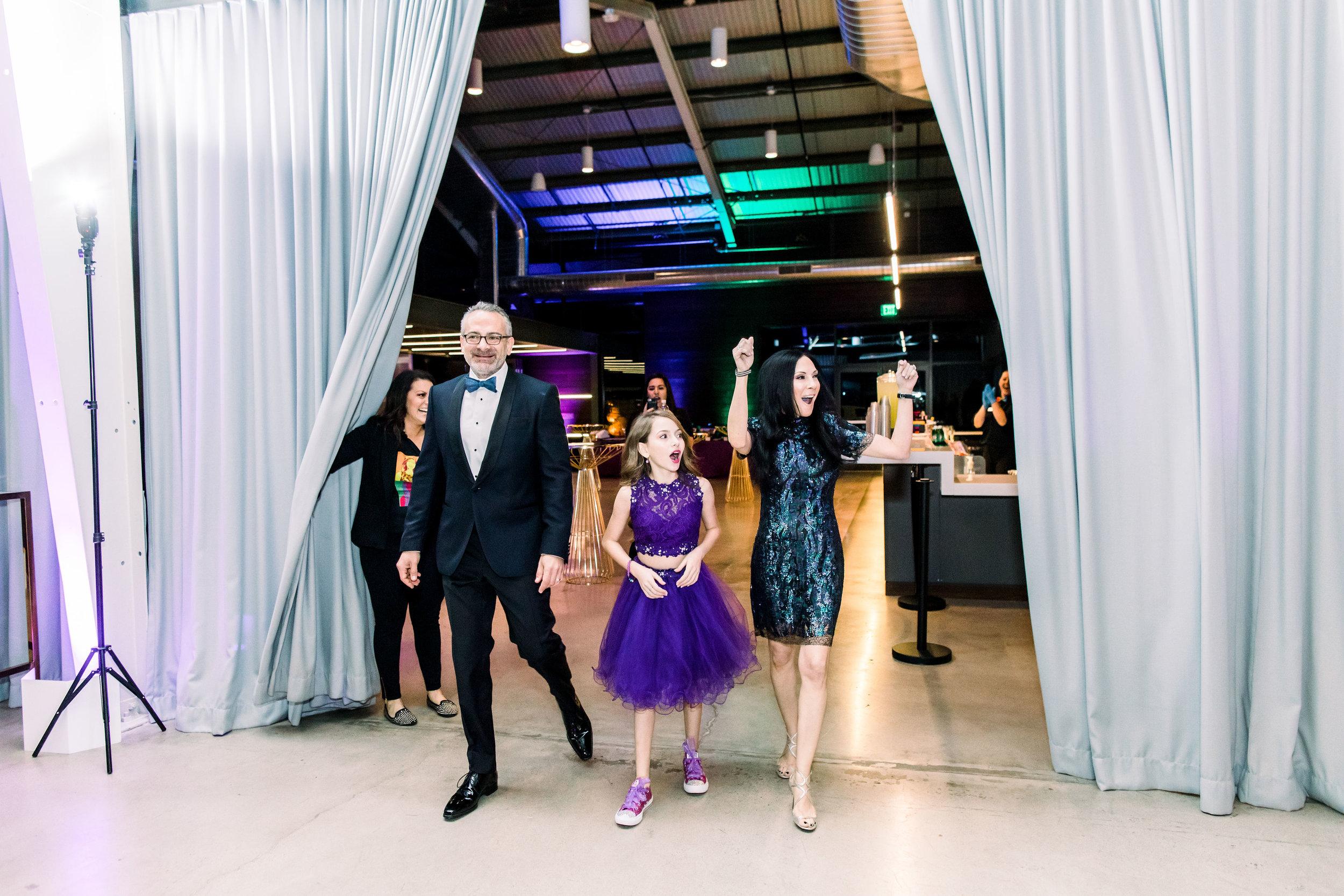 20 rainbow bat mitzvah big reveal surprise bat mitzvah party reception room Life Design Events photos by Stephanie Heymann Photography.jpg