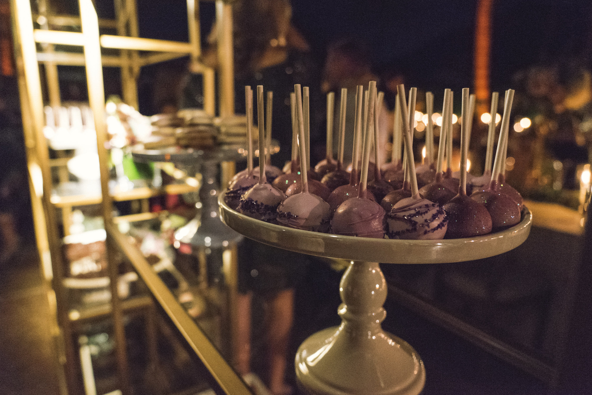 20 purple cake pops dessert bar birthday party Life Design Events photos by Keith and Melissa Photography.jpg