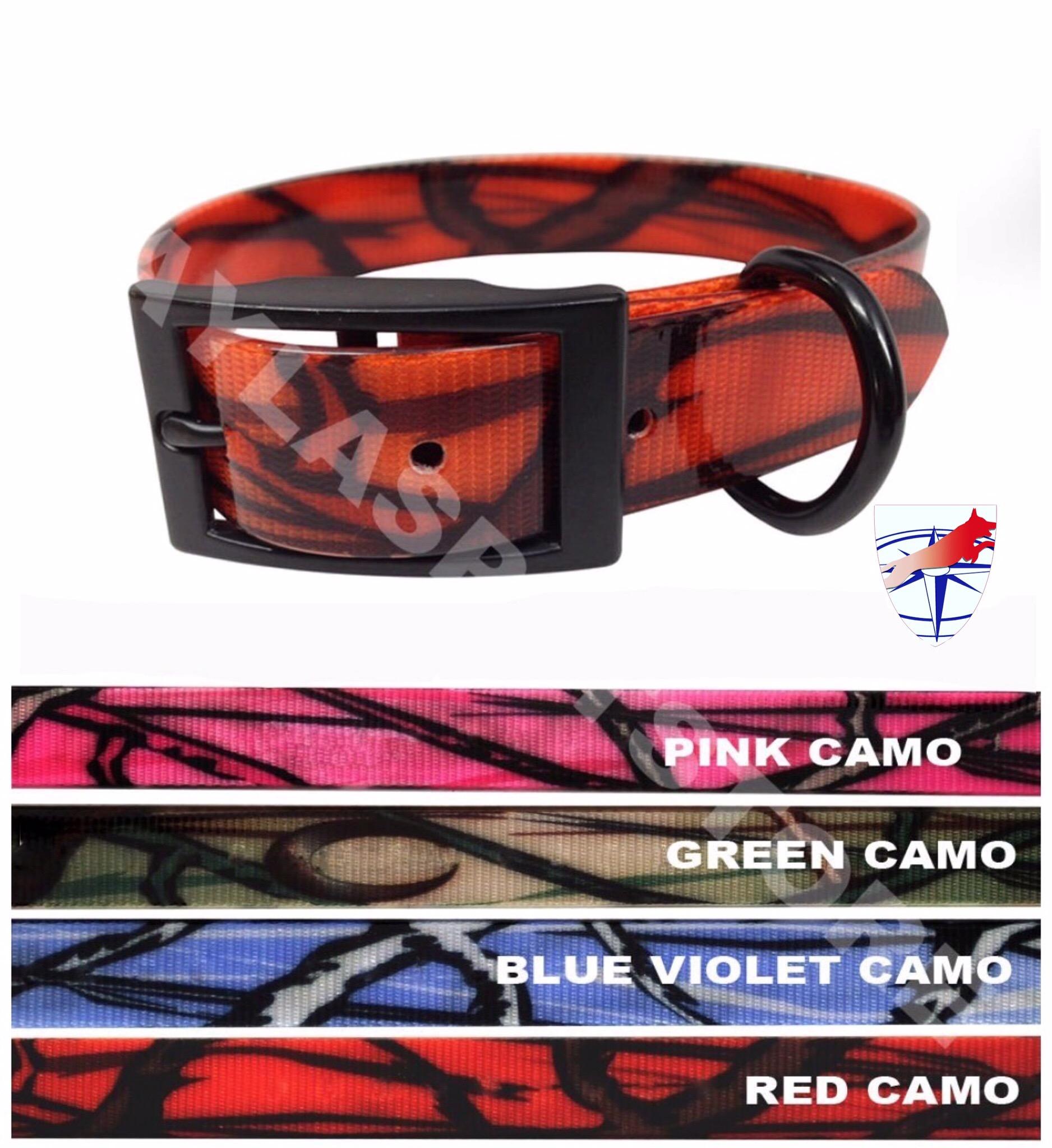 MAK9 Camo Collars