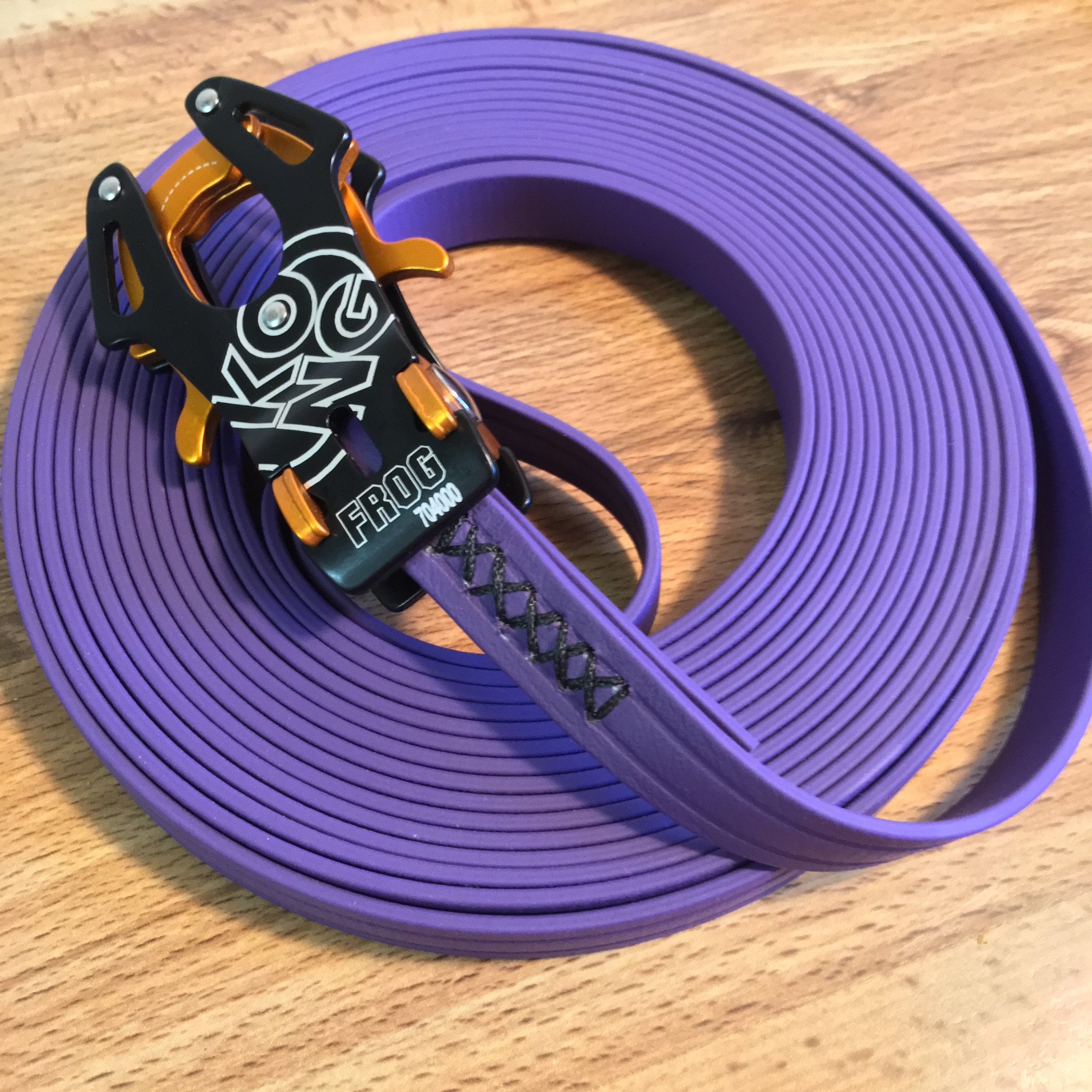 20' Tracking Lead w/ QuikR Clip