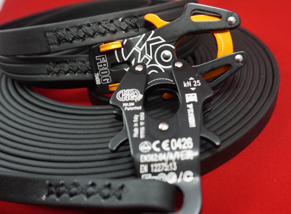 30' Tracking Lead w/ QuikR Rope