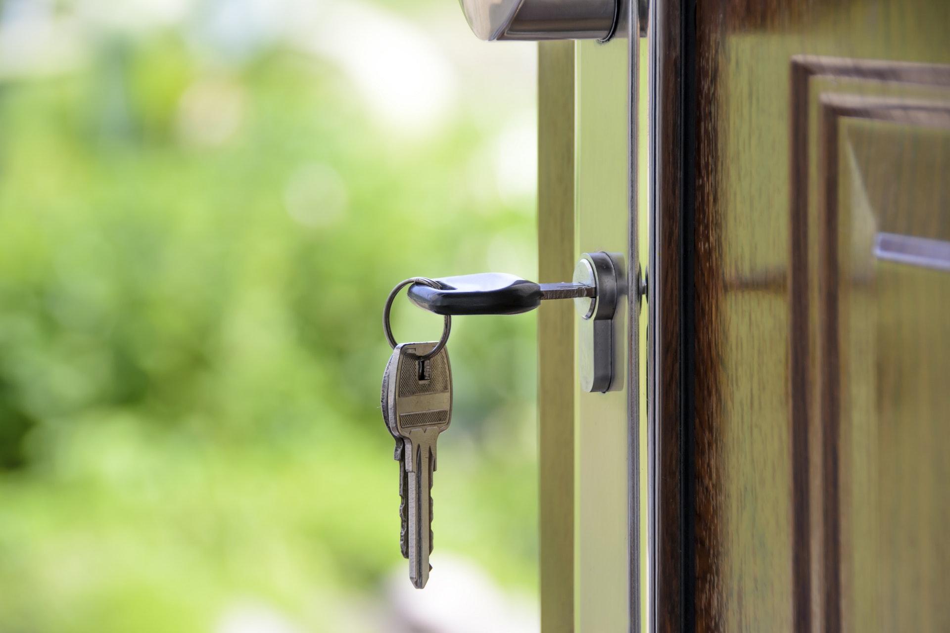 Keys in door.jpeg