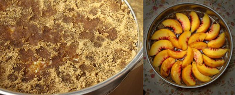 Butter Sugar Fruit Layer