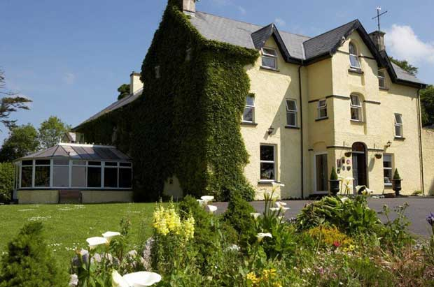 The beautiful Carrygerry Country House