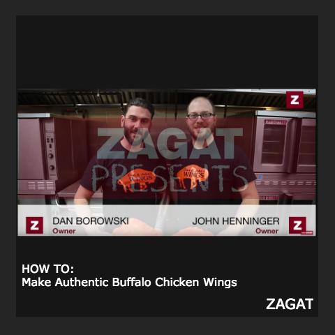 Dan and Johns Wings Zagat
