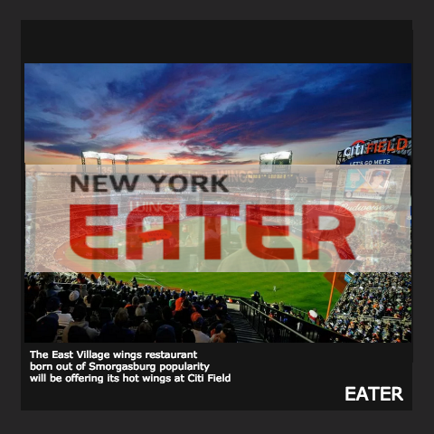 Eater Citi Field